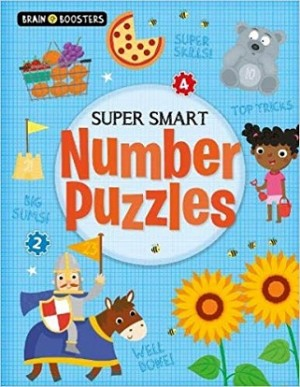 BRAIN BOOSTER: SUPERSMART NUMBER PUZZLES