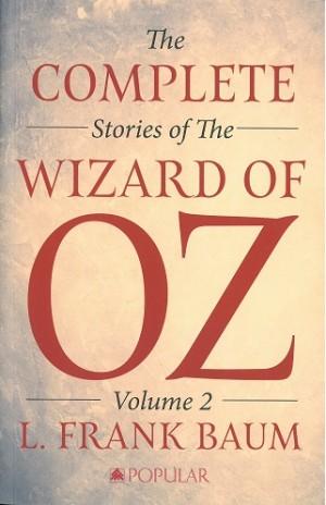 PE-COMPLETE STORIES WIZARD OF OZ VOL 2