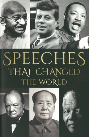 PE- SPEECHES THAT CHANGED THE WORLD