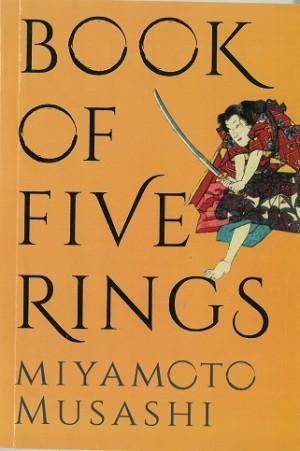PE- BOOK OF FIVE RINGS