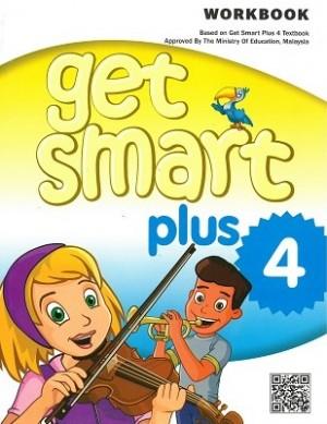 TAHUN 4 GET SMART PLUS 4 WORKBOOK SJK&SK