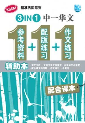 Tingkatan 1 Buku Kerja Bahasa Cina