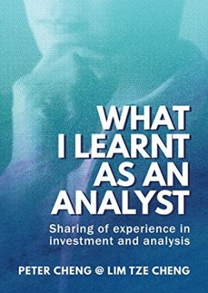 WHAT I LEARNT AS AN ANALYST