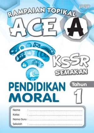 Tahun 1 Rampaian Topikal Ace A Pendidikan Moral