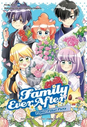 CANDY SERIES 40: FAMILY EVER AFTER: FILIAL PIETY