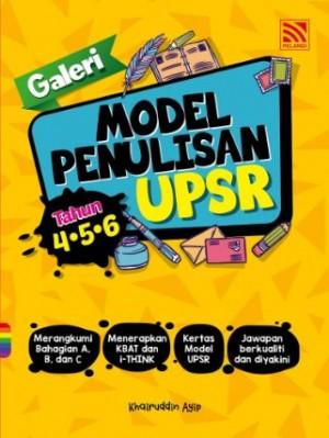 UPSR Galeri Model Penulisan