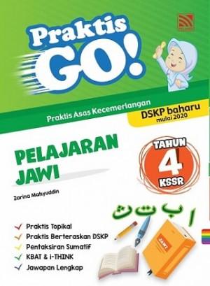 Tahun 4 Praktis Go! Pelajaran Jawi
