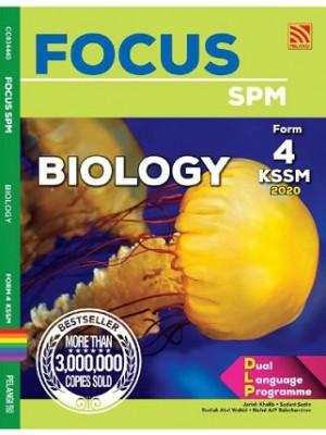 TINGKATAN 4 FOCUS KSSM BIOLOGY