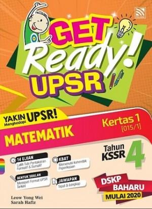 Tahun 4 Get Ready! UPSR Matematik (Kertas 1)