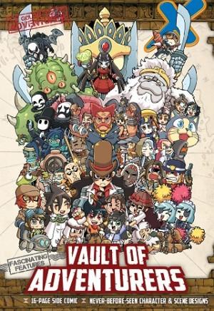 X-V TGAOA:VAULT OF ADVENTURERS