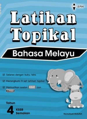 Tahun 4 Latihan Topikal Bahasa Melayu