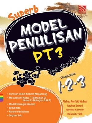 PT3 SUPERB MODEL PENULISAN