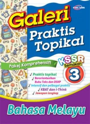 Tahun 3 Galeri Praktis Topikal Bahasa Melayu