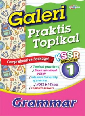 Tahun 1 Galeri Praktis Topikal Grammar