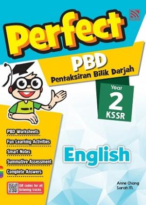 Tahun 2 Perfect PBD English