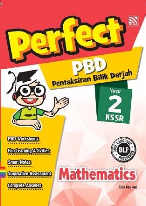 Tahun 2 Perfect PBD Mathematics