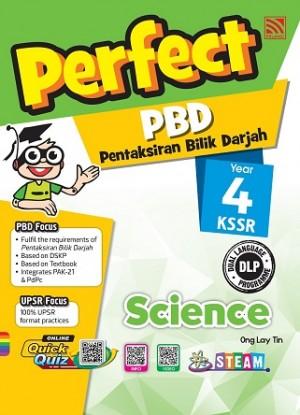 Tahun 4 Perfect PBD Science