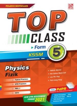 TINGKATAN 5 TOP CLASS PHYSICS