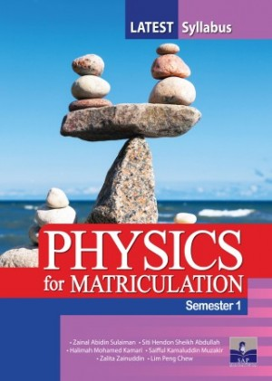 Semester 1 Physics for Matriculation