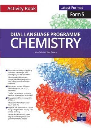 TINGKATAN 5 DUAL LANGUAGE PROGRAMME CHEMISTRY ACTIVITY BOOK
