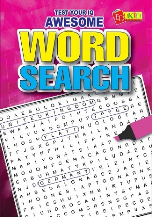 TEST YOUR IQ WORD SEARCH- AWESOME