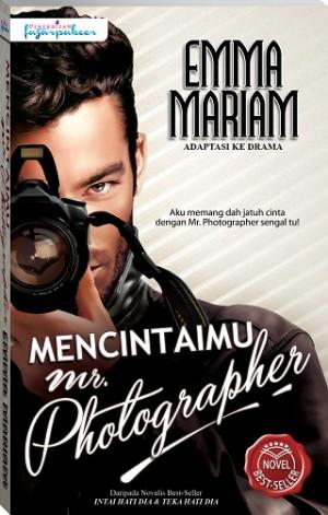 MENCINTAI MR PHOTOGRAPHER