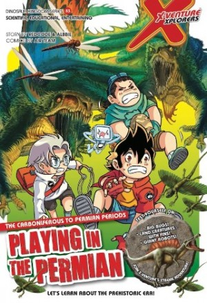 X-VENTURE DINOSAUR KINGDOM 03: PLAYING IN THE PERMIAN