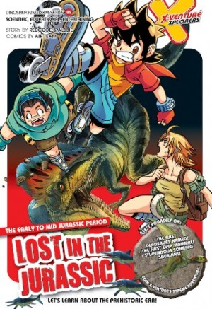 X-VENTURE DINOSAUR KINGDOM 05: LOST IN THE JURASSIC