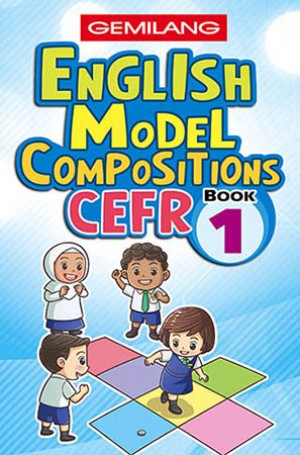 English Model Compositions CEFRBook 1