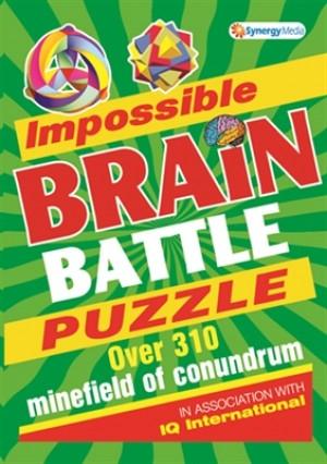 IMPOSSIBLE BRAIN BATTLE PUZZLE