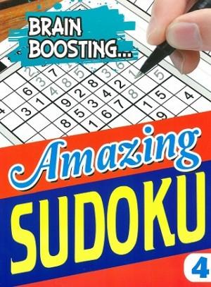 AMAZING SUDOKU 4