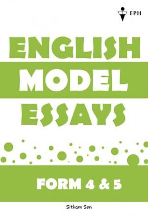 Tingkatan 4-5 Model Essays English