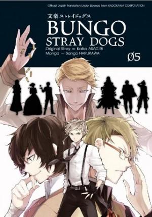 BUNGO STRAY DOGS 05