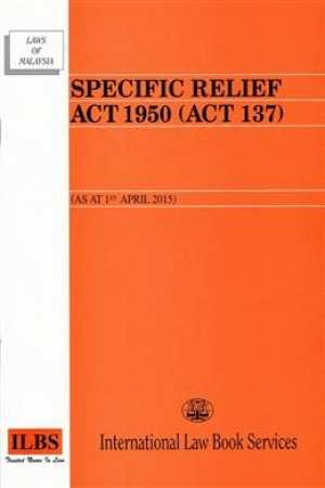 Specific Relief Act 1950