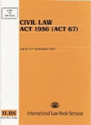 CIVIL LAW ACT 1956(ACT 67)