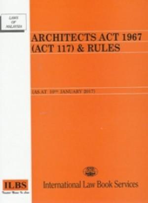 ARCHITECTS ACT 1967
