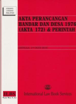 AKTA PERANCANGAN BANDAR & DESA 1976