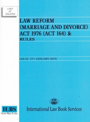 LAW REFORM (MARRIAGE AND DIVORCE) ACT 19