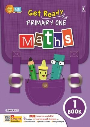 KIDS'PLANET:GET READY PRI ONE MAT 1