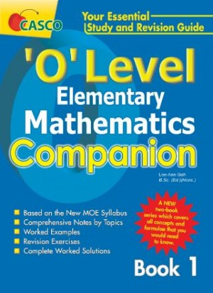 OL Elementary Mathematics Companion