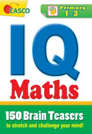 IQ Maths Primary 1-3