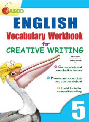 P5 English Vocab Workbook For Creative Writing