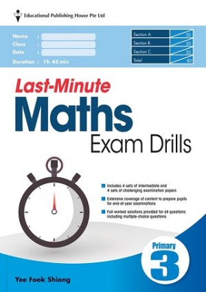 Primary 3 Last-Minute Maths Exam Drills