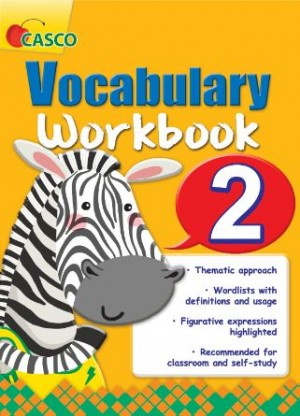 P2 Vocabulary Workbook 2