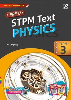 PRE-U STPM PHYSICS TERM 3