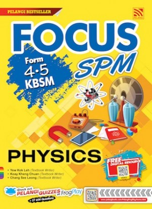 SPM FOCUS  PHYSICS