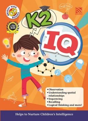 BRIGHT KIDS BKS: K2 IQ