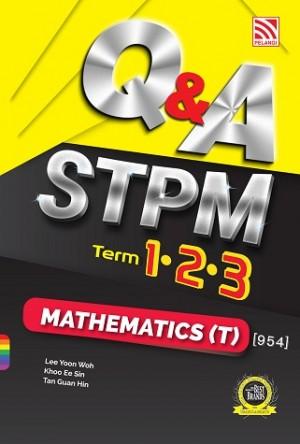 Term 1. 2. 3 STPM Q & A - Mathematics T