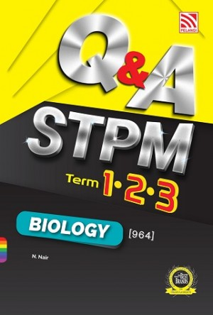 Term 1. 2. 3 STPM Q & A - Biology
