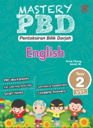 Tahun 2 Mastery PBD English